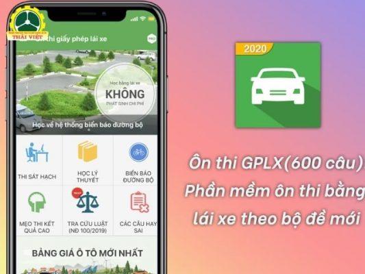 App-hoc-lai-xe-o-to-tren-mang