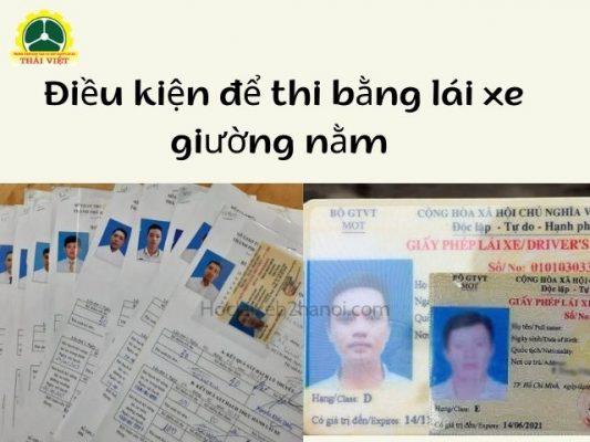 Dieu-kien-de-thi-bang-lai-xe-giuong-nam